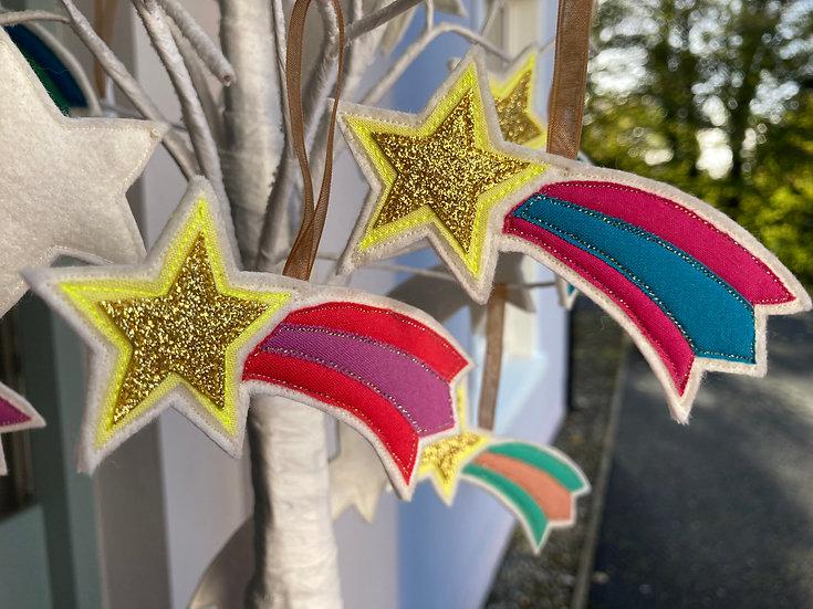 Shooting Star Decoration
