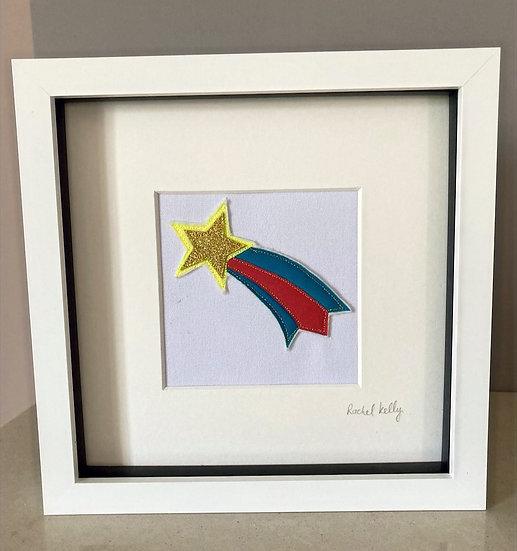 Little Superstar! Textile Art