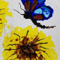 Grandma's Garden Sunflower