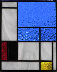A Tribute to Mondrian II
