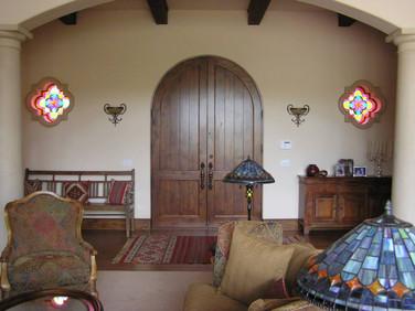 Hacienda Livingroom