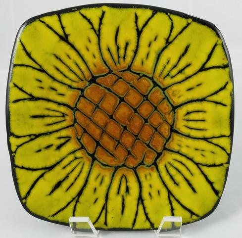 Sold; 8x8 Sunflower