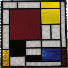 A Tribute to Mondrian I