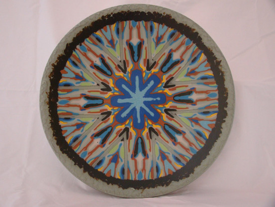 Kaleidoscope Bowl