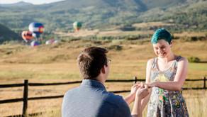 Aspen Snowmass, Colorado | Michael & Jamie's Engagement