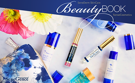SeneGence Catalog / Beauty Book