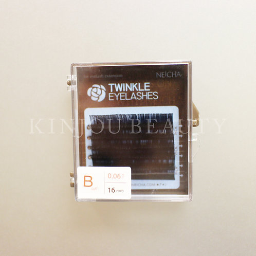 NEICHA Twinkle Lashes mini - C and D curls