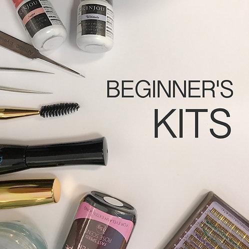 Eyelash Extension Beginner's Kit - PRE-ORDER