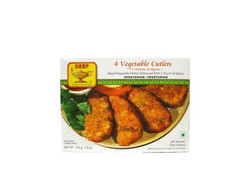 F. Vegetable Cutlets