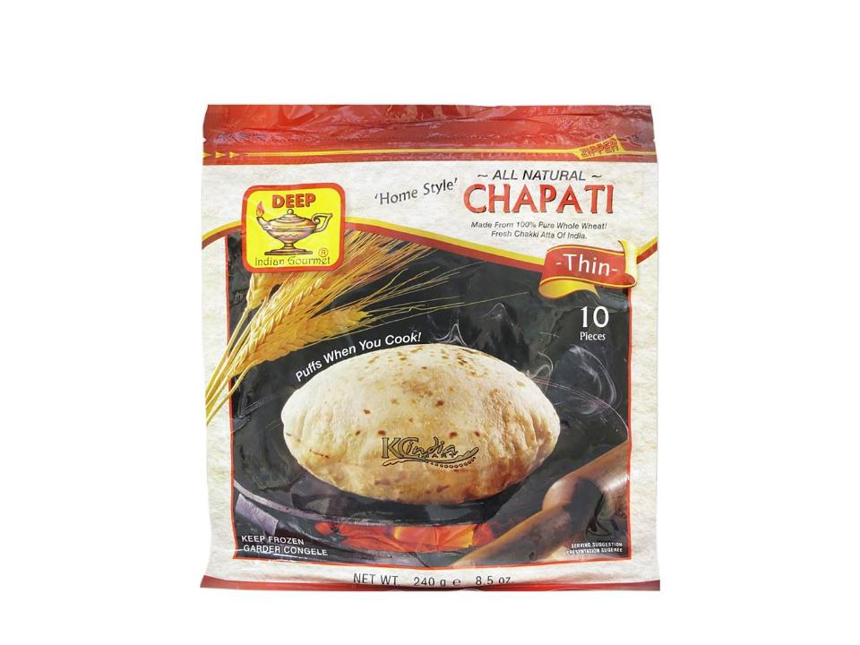 F. Chapati