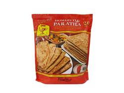 F. Homemade Paratha