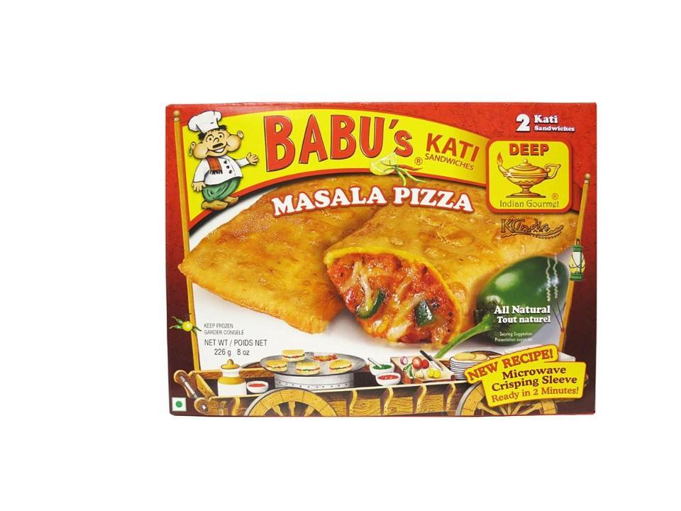 Babu Masala Pizza