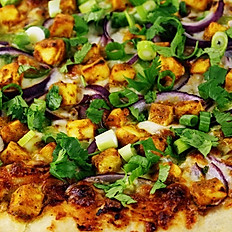 Chilli / Kadahi Paneer Pizza