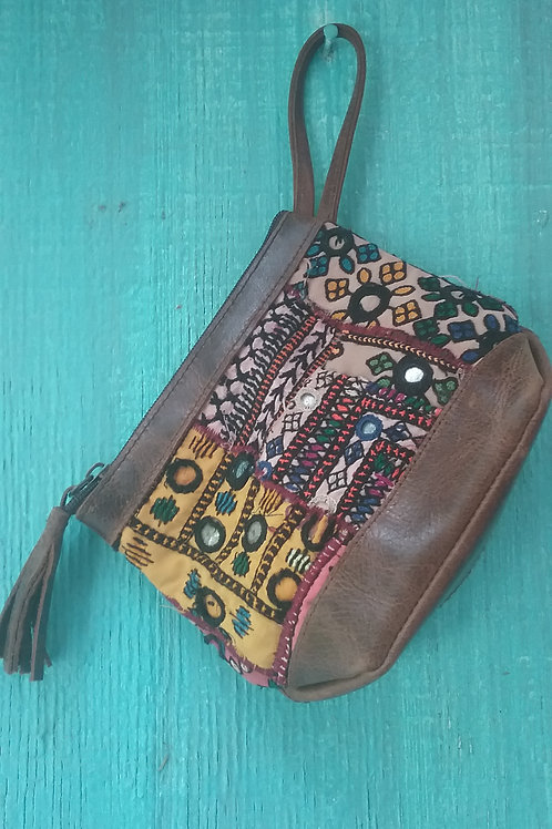 Authentic Handcrafted Leather Wrislet