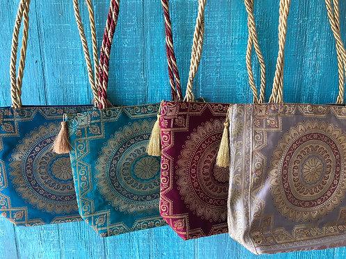 Indian Elephant Hand Bag