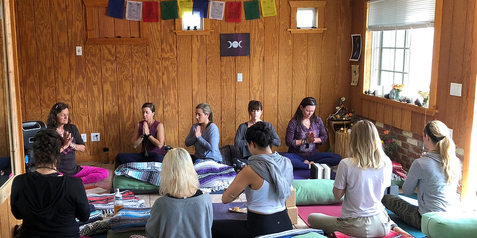Teachings for the Teachers Weekend 3: Mantra & Sound