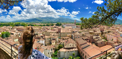 Lucca Excursion - View from Torre Guinigi (1)