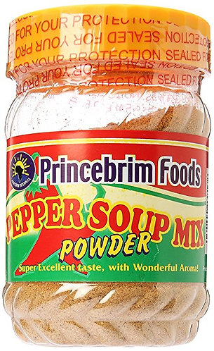 Pepper Soup Mix Powder