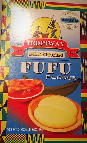 Plantain Fufu by Tropiway