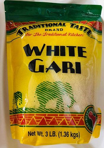 White Gari 3lb