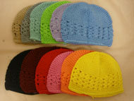 Kufi Hat infant and adult size