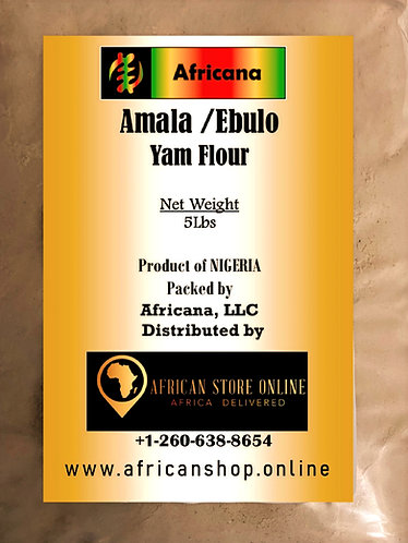Africana Amala / Elubo