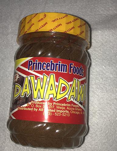 Dawadawa Sumbala or soumbala