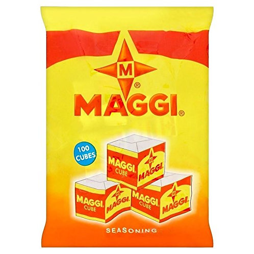 Maggi Nigerian Seasoning Cubes (100x4g)