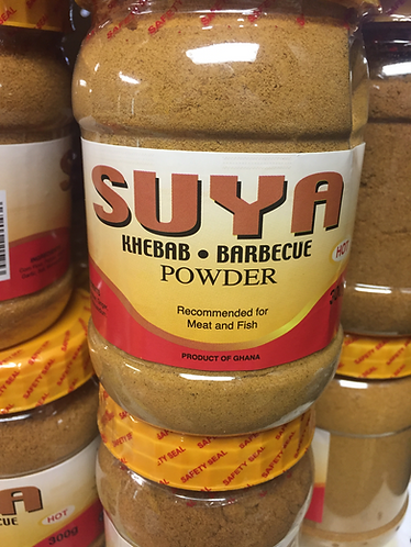 Suya Pepper
