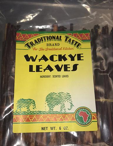 Wackye Leaves
