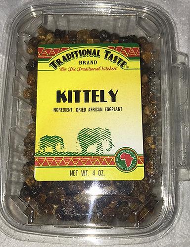 Kittely - (Gnangnan Nsusua) - African Egg Plant