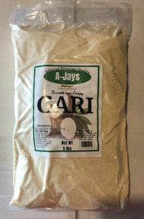 A-Jay's Gari (Cassava Grits) 5 pound