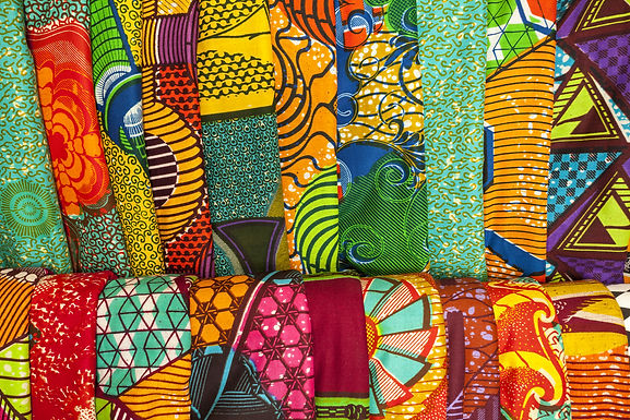 African Fashions and Fabrics