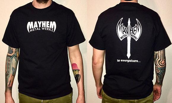 Mayhem is everywhere... Tee