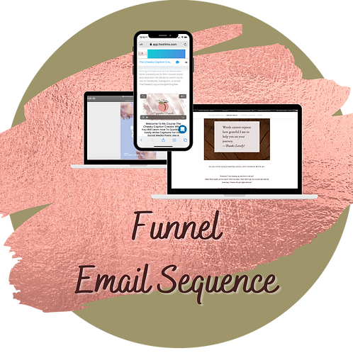 Funnel Email Sequence