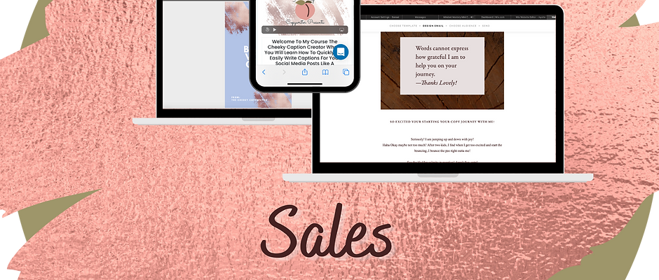 Sales Email Sequence