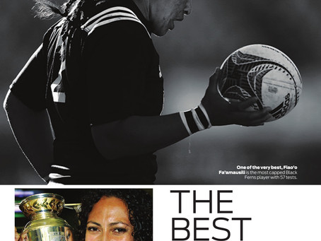 The Best of the Black Ferns
