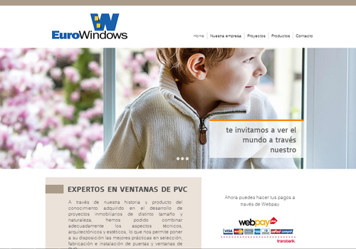Eurowindows Web