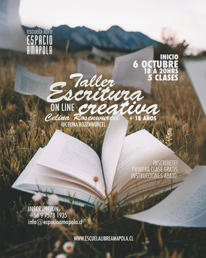 Taller Online Escritura creativa