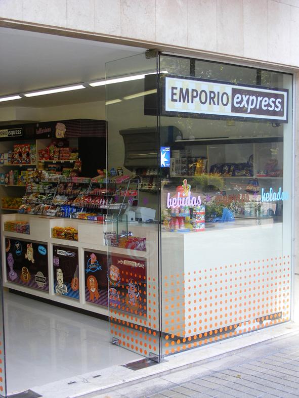 Siamés / Emporio Express