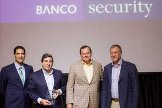 Banco Security reconoció a sus proveedores más destacados del año 2014