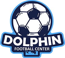 dolphin football center logo