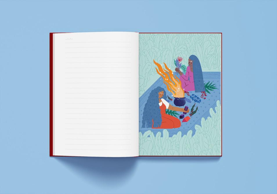 Illustrator: Pearl D'souza