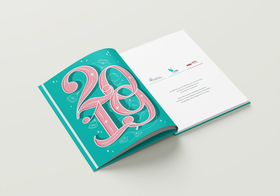 Lettering Designer: Hazel Karkaria