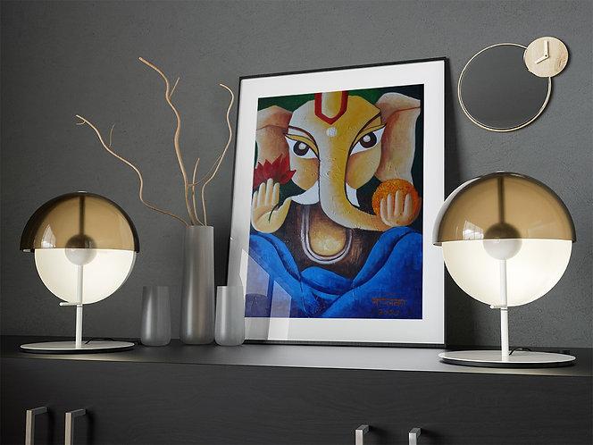 Ganesh - The Saviour