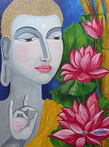 Peace: Buddha