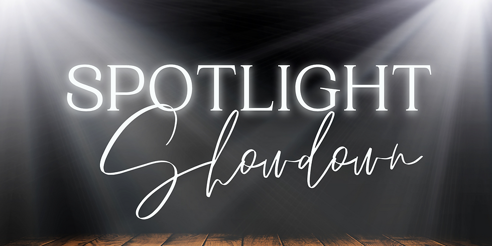 Spotlight Showdown!