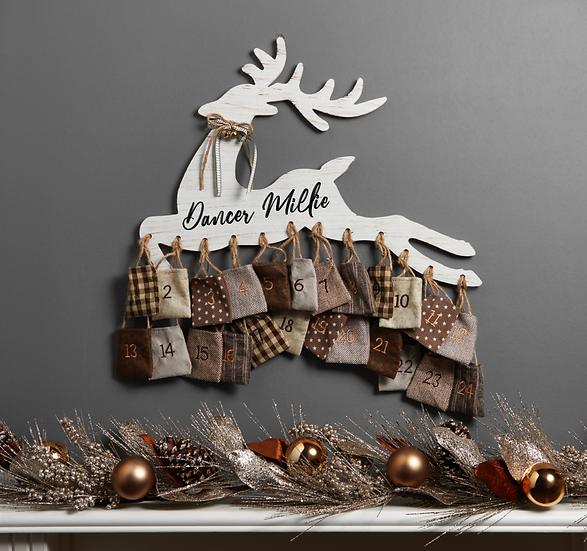 Reindeer Advent Calender