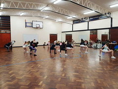 ⭐ Busy classes last night and we loved i