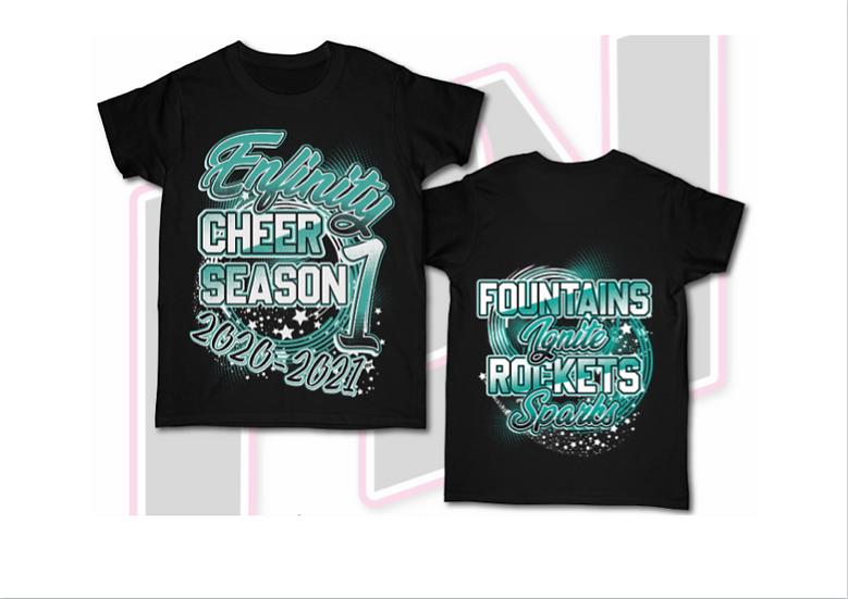 Enfinity Season 1 T-shirt